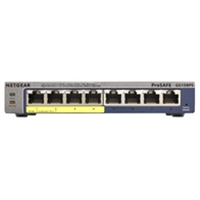 Smart Managed Network Switches | NETGEAR GS108PE | GS108PE-300EUS | ServersPlus