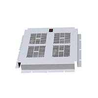 Server Cabinet Fan Trays | SERVERS PLUS 3-Way Roof Mount Fan Tray | SPFANRM-3 | ServersPlus