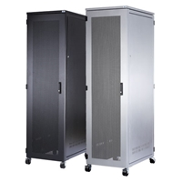 Premium Server Cabinets | SERVERS PLUS Premium Server Cabinet - 27U - 800mm wide, 1000mm deep | SPP27-8-10 | ServersPlus