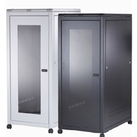 Value Server Cabinets | SERVERS PLUS Value Server Cabinet - 24U - 600mm wide, 900mm deep | SPV24-6-9 | ServersPlus