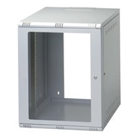 Server Wall Cabinets | SERVERS PLUS Wall Cabinet - 9U - 600mm wide, 600mm deep - Removable Side Panels | SPW9-6-60 | ServersPlus