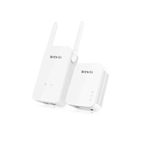 Homeplugs & Powerline Adapters | TENDA  PH5 AV1000 WiFi Powerline Extender Kit | PH5 | ServersPlus