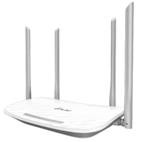 Wireless Routers | TP-LINK AC1200 C50 - V3 - wireless router - 4-port switch - 802.11a/b/g/n/ac - Dual Band ARCHER C50 V3 | ARCHER C50 V3 | ServersPlus