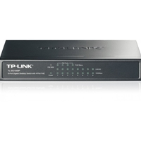 Unmanaged Switches | TP-LINK TL-SG1008P | TL-SG1008P | ServersPlus