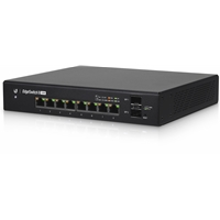 Ubiquiti Managed Network Switches | Ubiquiti EdgeSwitch 8 150W Managed PoE+ Network Switch | ES-8-150W | ServersPlus