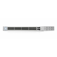 Ubiquiti Managed Network Switches | UBIQUITI UniFi Switch, 48-Port, 500W | US-48-500W | ServersPlus