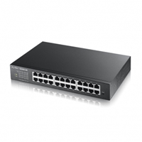 Smart Managed Network Switches | ZYXEL GS1900-24E | GS1900-24E-GB0101F | ServersPlus