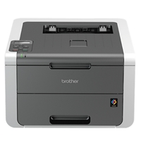Brother Colour Laser Printers | BROTHER HL-3140CW Compact Colour Printer with Wi-Fi | HL3140CWZU1 | ServersPlus