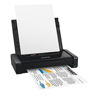 Epson InkJet Printers | EPSON WorkForce WF-100W Wireless Inkjet Network Printer | C11CE05402BY | ServersPlus