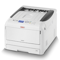 OKI Colour Laser Printers | OKI C823n A3 Colour Laser Printer | 46550701 | ServersPlus