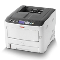 OKI Colour Laser Printers | OKI C612dn - LED Network Printer Colour Duplex | 46551003 | ServersPlus