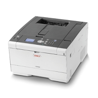 OKI Colour Laser Printers | OKI C532dn A4 Colour LED Laser Printer | 46552601 | ServersPlus
