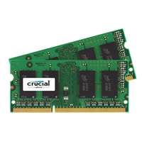 Crucial Server Memory (RAM) | CRUCIAL DDR3 - 16 GB: 2 x 8 GB - SO-DIMM 204-pin | CT2K102464BF186D | ServersPlus