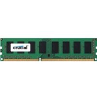 Crucial Server Memory (RAM) | CRUCIAL 4GB PC3-12800 | CT51264BD160B | ServersPlus