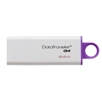 USB Flash Drives | KINGSTON G4 64GB | DTIG4/64GB | ServersPlus
