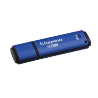 USB Flash Drives | KINGSTON Vault Privacy 3.0 Anti-Virus 4GB | DTVP30AV/4GB | ServersPlus