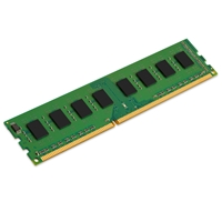 Kingston Server Memory (RAM) | KINGSTON  ValueRAM 8GB No Heatsink (1 x 8GB) DDR4 2400MHz DIMM System Memory | KCP424NS8/8 | ServersPlus