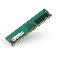 PC System Memory (RAM) | KINGSTON  ValueRAM 8GB No Heatsink (1 x 8GB) DDR4 2400MHz DIMM System Memory | KVR24N17S8/8 | ServersPlus