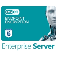ESET Security Software | ESET Endpoint Encryption Enterprise Server 1 Server 1 Year Subscription | EEES1S1YR | ServersPlus