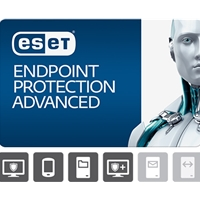 ESET Security Software | ESET Endpoint Protection Advanced - 5 Users - 1 Year | EPA051YR | ServersPlus