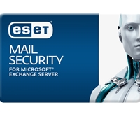 ESET Security Software | ESET Mail Security for Microsoft Exchange - 5 Mailboxes - 1 Year | MSE051YR | ServersPlus