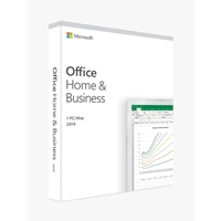 Microsoft Office | MICROSOFT Office 2019 Home and Business | T5D-03216 | ServersPlus